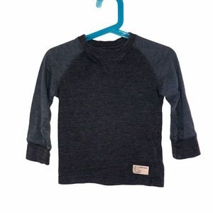 Boys18-24m Long Sleeve Shirt